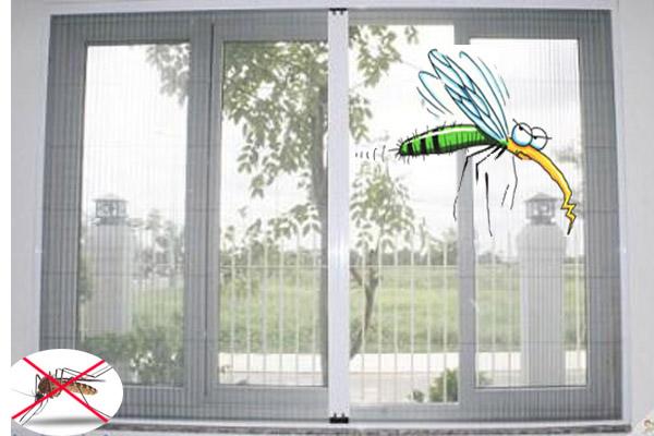 #Rèm Lưới Chống Muỗi Là Gì? Cấu Tạo Và Công Dụng